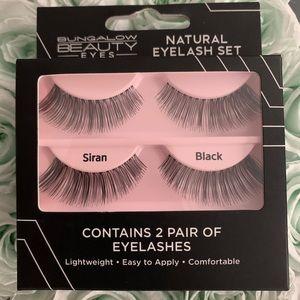 Bungalow Beauty Natural Eyelash Set